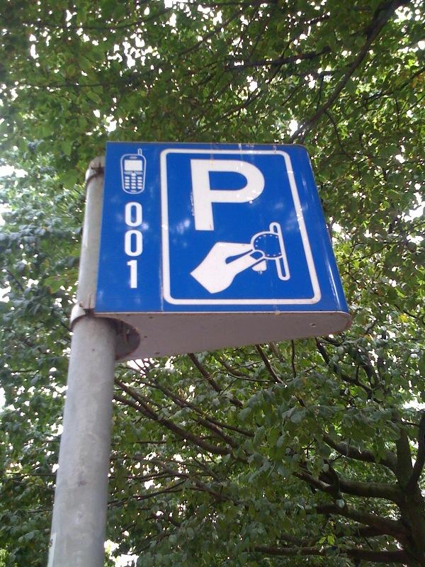 parkeerplaats bloemstraat amsterdam